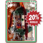 Gift Card Bonus Christmas-Edition