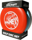 Discraft Golf Disc Starter Set